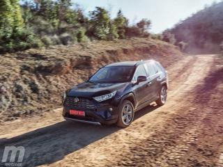 Fotos Toyota RAV4 Hybrid 2019 Foto 20