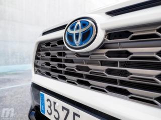 Fotos Toyota RAV4 Hybrid 2019 Foto 51