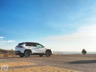 Fotos Toyota RAV4 Hybrid 2019 Foto 53