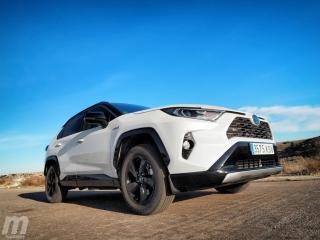 Fotos Toyota RAV4 Hybrid 2019 Foto 57