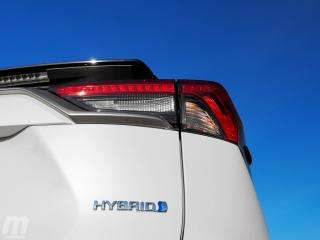 Fotos Toyota RAV4 Hybrid 2019 Foto 59