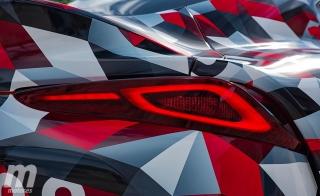 Galería Toyota Supra A90 Prototipo - Foto 5