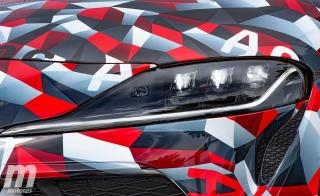 Galería Toyota Supra A90 Prototipo - Foto 6