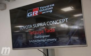 Galería Toyota Supra A90 Prototipo Foto 46