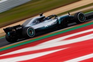 Foto 2 - Fotos Valtteri Bottas F1 2018