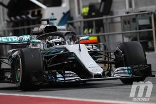 Fotos Valtteri Bottas F1 2018 Foto 5