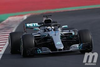 Fotos Valtteri Bottas F1 2018 Foto 6