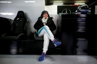 Foto 1 - Fotos Valtteri Bottas F1 2018