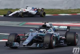 Fotos Valtteri Bottas F1 2018 Foto 10