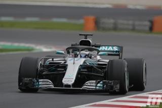 Fotos Valtteri Bottas F1 2018 Foto 14