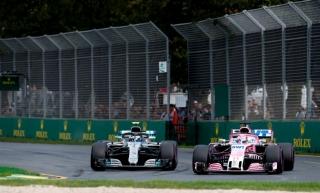 Fotos Valtteri Bottas F1 2018 Foto 21