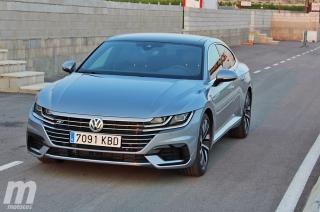 Foto 3 - Fotos Volkswagen Arteon en el Circuito Fortuna Motor Sport