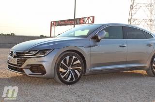Foto 4 - Fotos Volkswagen Arteon en el Circuito Fortuna Motor Sport