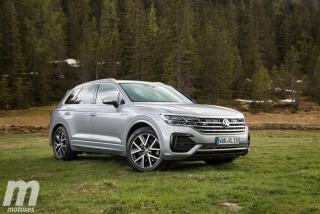 Fotos Volkswagen Touareg 2018