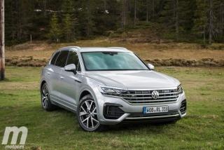Fotos Volkswagen Touareg 2018 - Foto 2