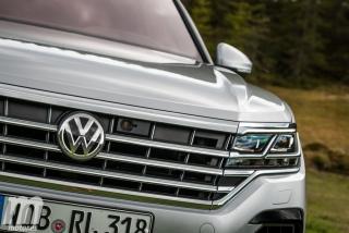 Fotos Volkswagen Touareg 2018 - Foto 6