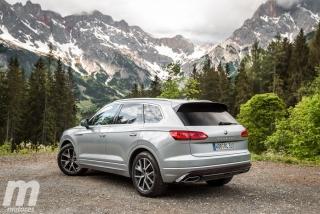 Fotos Volkswagen Touareg 2018 Foto 8
