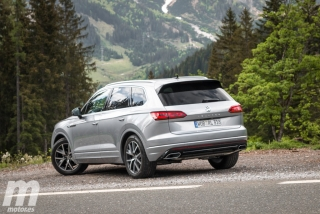 Fotos Volkswagen Touareg 2018 Foto 13