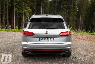 Fotos Volkswagen Touareg 2018 Foto 17
