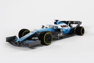 Fotos Williams FW42 F1 2019