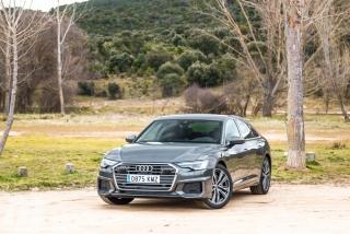 Galería Audi A6 45 TDI
