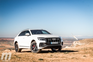 Galería Audi Q8 50 TDI - Foto 1