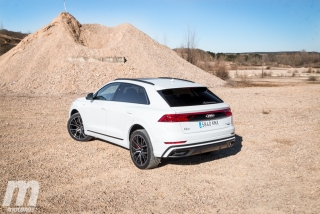 Galería Audi Q8 50 TDI Foto 44