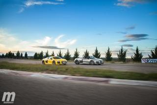 Galería Audi R8 Coupé vs R8 Spyder - Foto 6