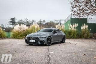 Galería Mercedes-AMG GT Berlina - Foto 1