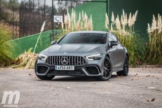 Galería Mercedes-AMG GT Berlina - Foto 4