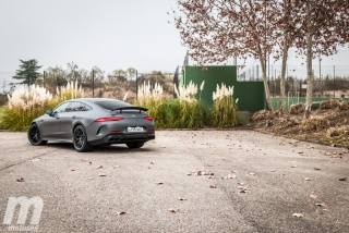 Galería Mercedes-AMG GT Berlina Foto 20