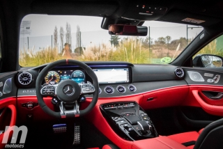 Galería Mercedes-AMG GT Berlina Foto 26