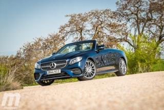 Galería Mercedes Clase E Cabrio - Foto 1