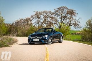 Galería Mercedes Clase E Cabrio - Foto 2