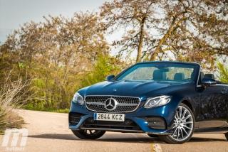 Galería Mercedes Clase E Cabrio - Foto 4