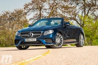 Galería Mercedes Clase E Cabrio - Foto 5