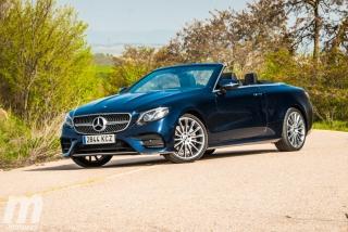 Galería Mercedes Clase E Cabrio - Foto 6