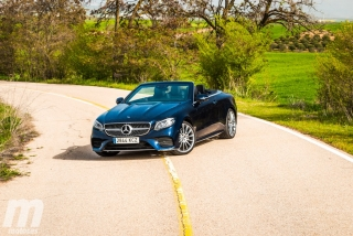 Galería Mercedes Clase E Cabrio Foto 7