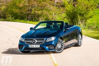 Galería Mercedes Clase E Cabrio Foto 8