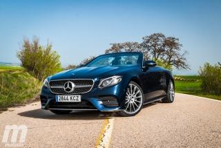 Galería Mercedes Clase E Cabrio Foto 9