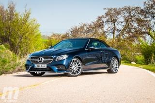 Galería Mercedes Clase E Cabrio Foto 11