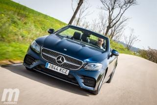 Galería Mercedes Clase E Cabrio Foto 13
