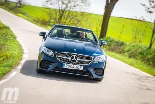Galería Mercedes Clase E Cabrio Foto 14
