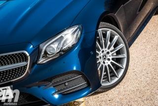 Galería Mercedes Clase E Cabrio Foto 16