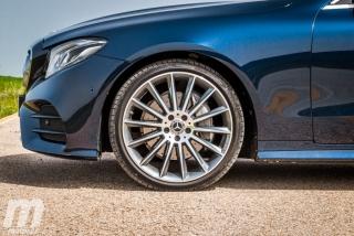 Galería Mercedes Clase E Cabrio Foto 22