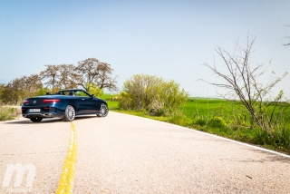 Galería Mercedes Clase E Cabrio Foto 40