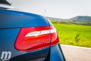 Galería Mercedes Clase E Cabrio Foto 51