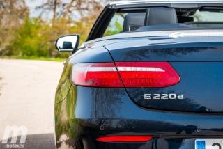 Galería Mercedes Clase E Cabrio Foto 53