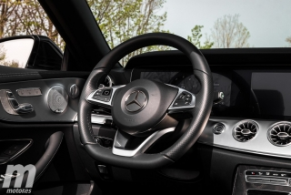 Galería Mercedes Clase E Cabrio Foto 54