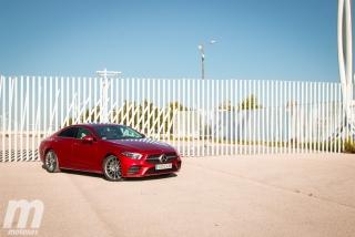Galería Mercedes CLS 350d - Foto 3
